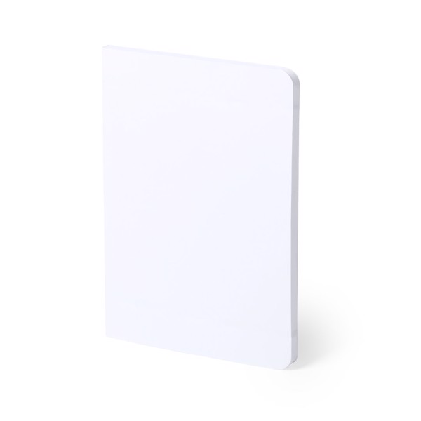 Anti-Bacterial Notebook Neltec - White