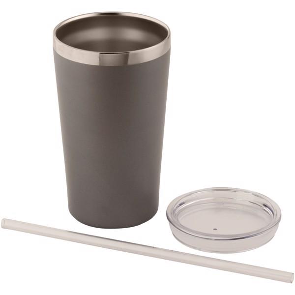Thor 475 ml copper vacuum insulated tumbler - Grey