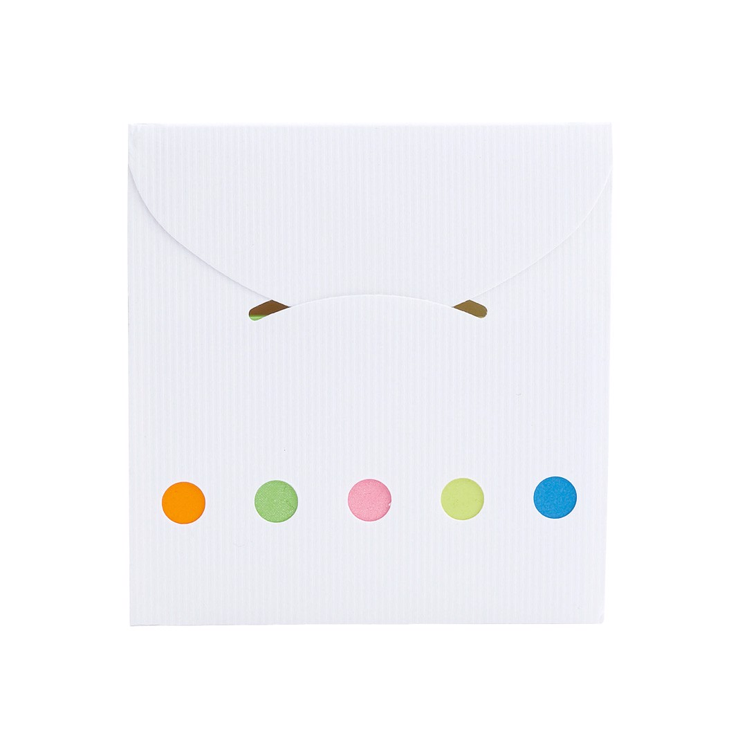 Sticky Notepad Covet - White