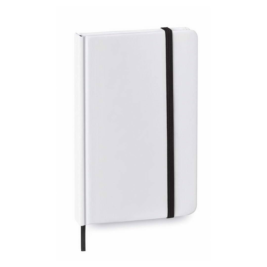 Notepad Yakis - White / Black