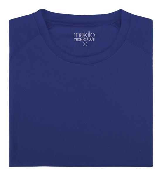 Sportovní Tričko Tecnic Plus T - Modrá / S