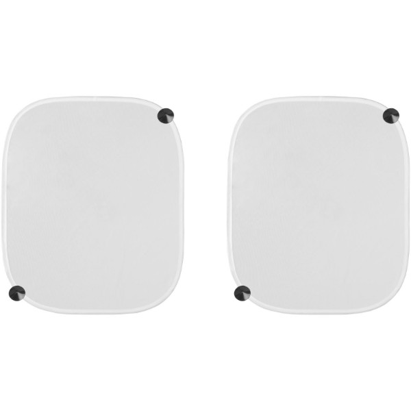 Sungone car sun shades - White
