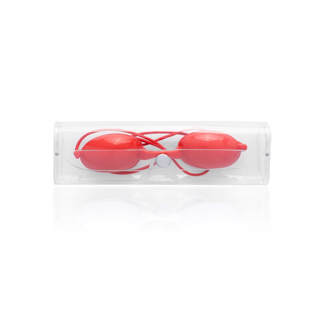 Protetor Olhos Adorix - Vermelho