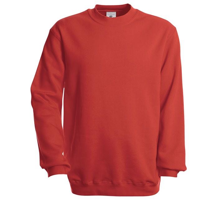 Sweatshirt Set In Sweatshirt - Red / M