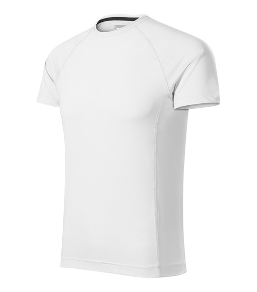 T-shirt Gents Malfini Destiny - White / 3XL