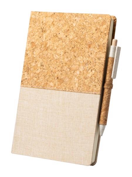 Notebook Brastel - Natural