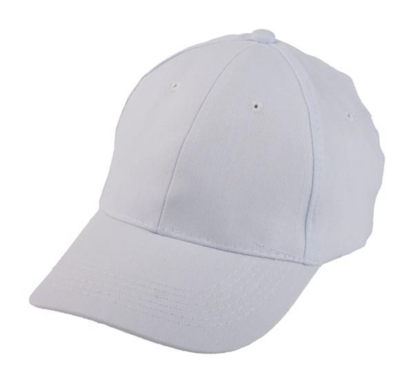 Baseball Cap Konlun - White