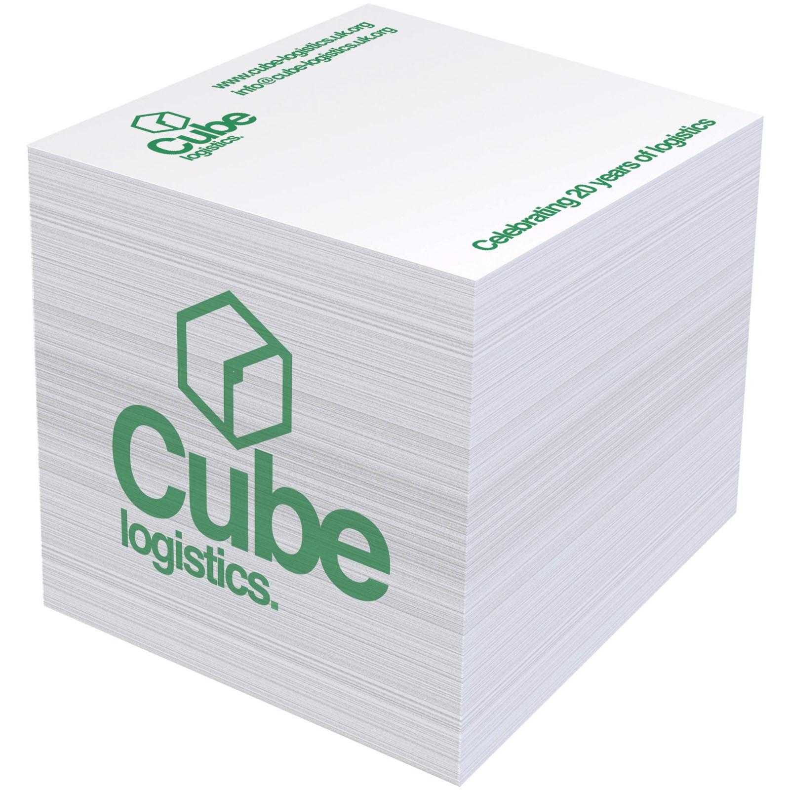 Duży notatnik Block-Mate w formacie 4A 55x55