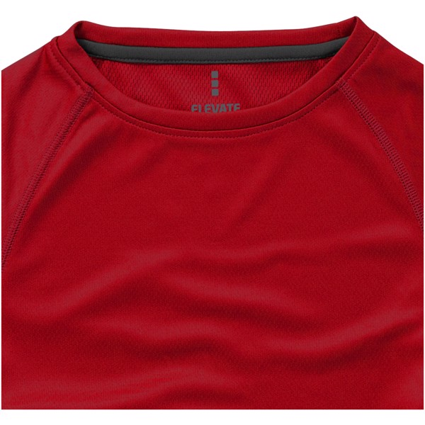 Niagara short sleeve men's cool fit t-shirt - Red / XL