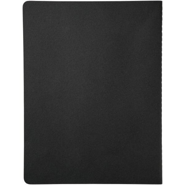Cahier Journal XL - ruled - Solid Black