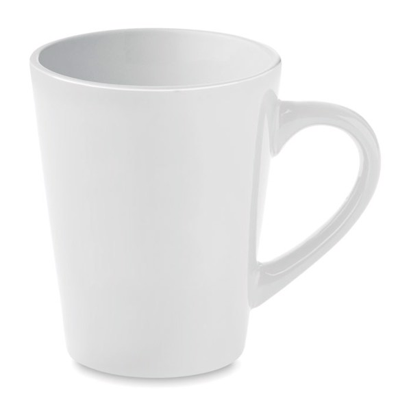 Ceramic coffee mug 180 ml Taza