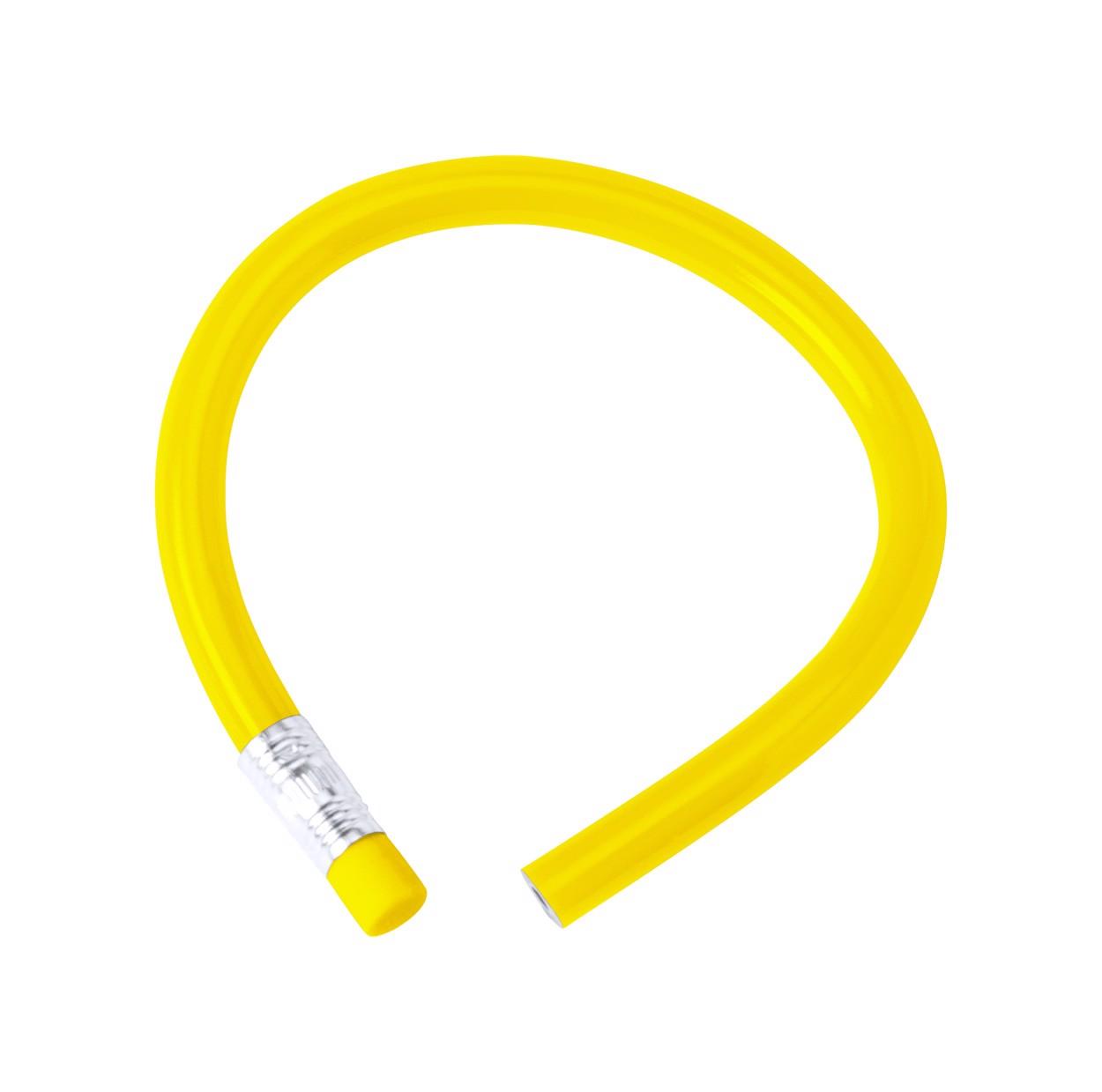 Ohebná Tužka Pimbur - Žlutá