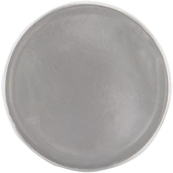 Reflective sticker round medium - White