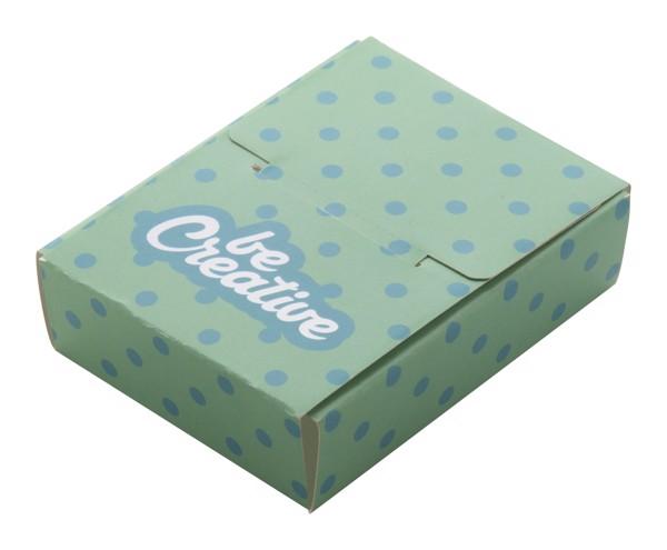 Krabičky Na Zakázku CreaBox Mask A - Bílá
