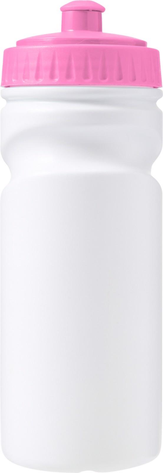 HDPE bottle - Pink