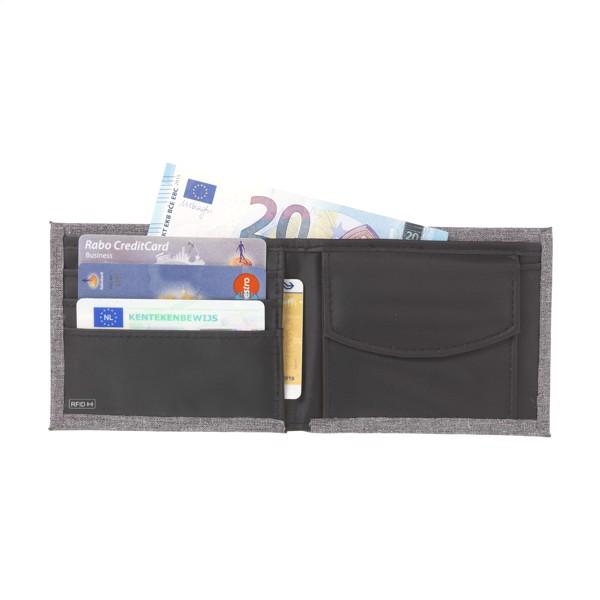 RFID Patrol wallet - Grey