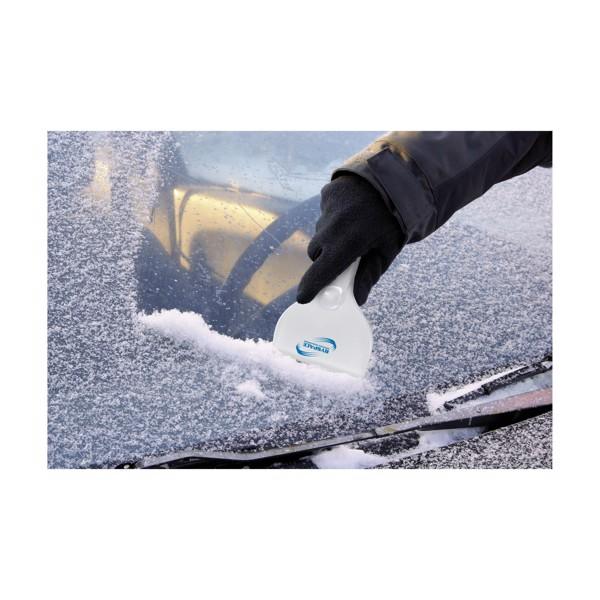 Ontario ice scraper - Transparent