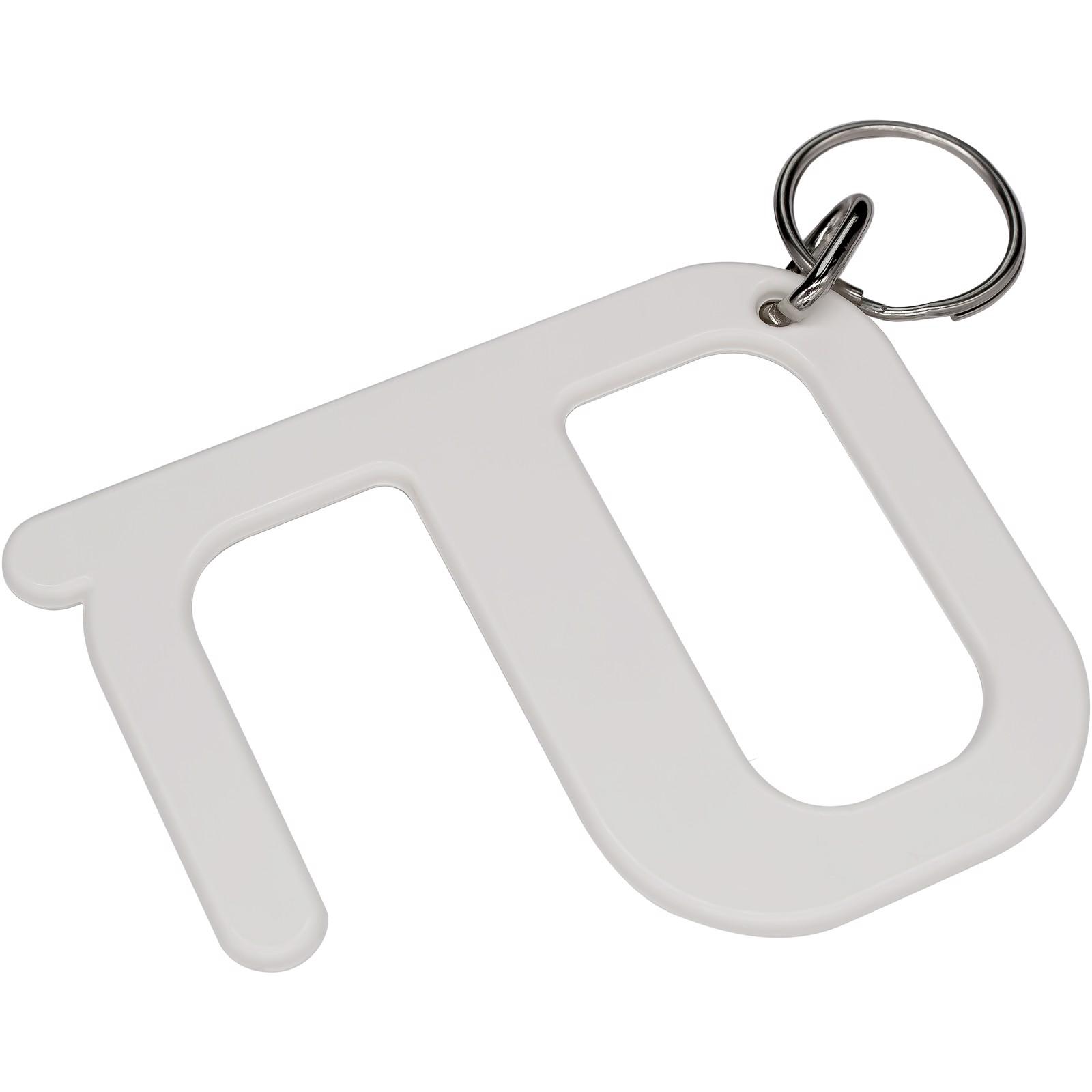 Hygiene key - White