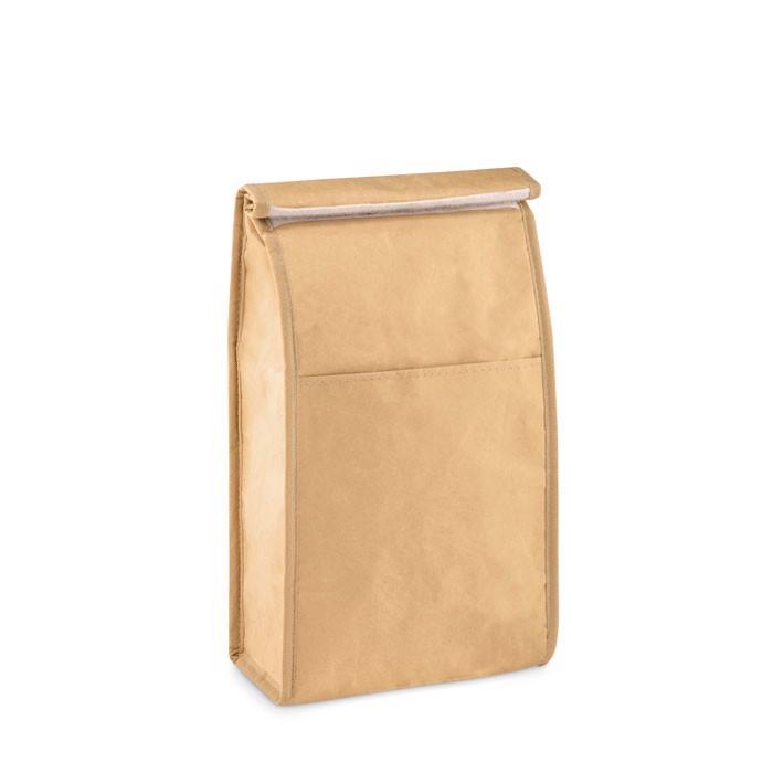 Vrečka za malico v videzu papirne vrečke 2,3 L. Paperlunch