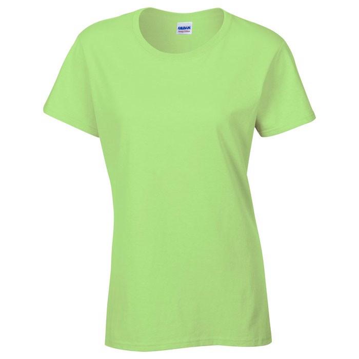 Ladies T-Shirt 185 g/m² Ladies Heavy Cotton 5000L - Mint / XXL