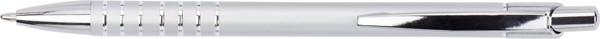 Aluminum ballpen - Silver