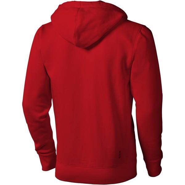 Arora men's full zip hoodie - Red / L