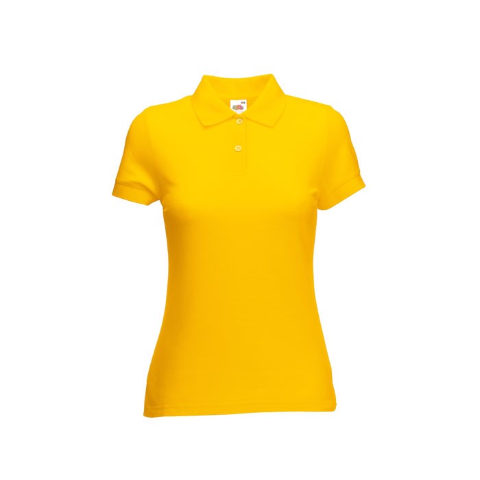 Dámská polokošile 65/35 Polo Lady-Fit  63-212-0 - Sunflower / XS