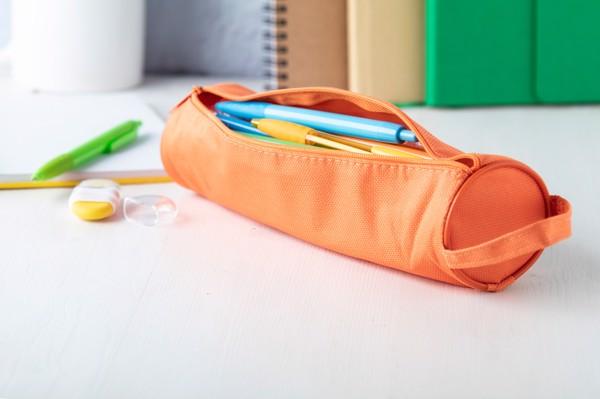 Pouzdro Na Tužky Celes - Oranžová