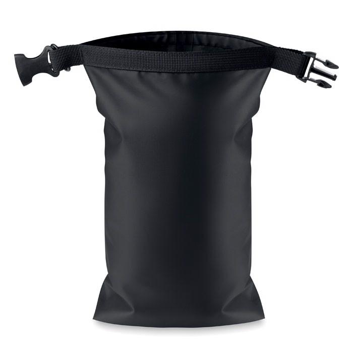 Voděodolný vak PVC malý Scubadoo - black