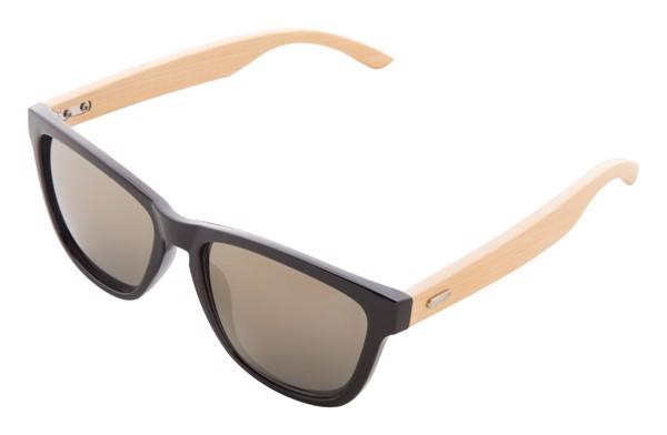 Sluneční Brýle Sunbus - Přírodní / Černá
