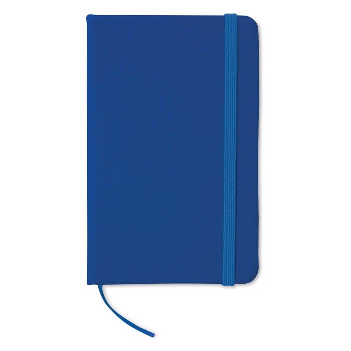 A6 linkovaný zápisník Notelux - blue