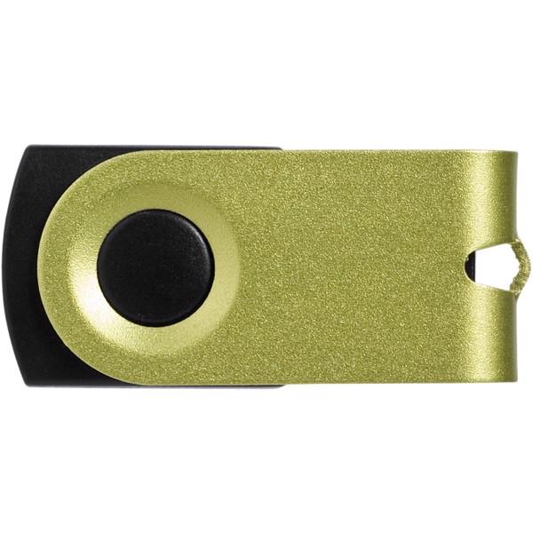 Mini USB paměť - Zelené jablko / 16GB