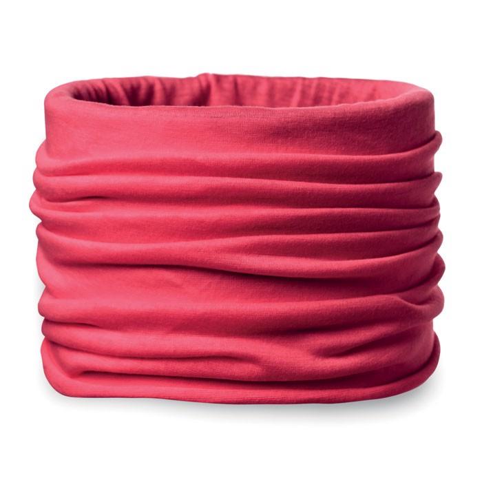 Bandana z mikrofibry Daria - czerwony