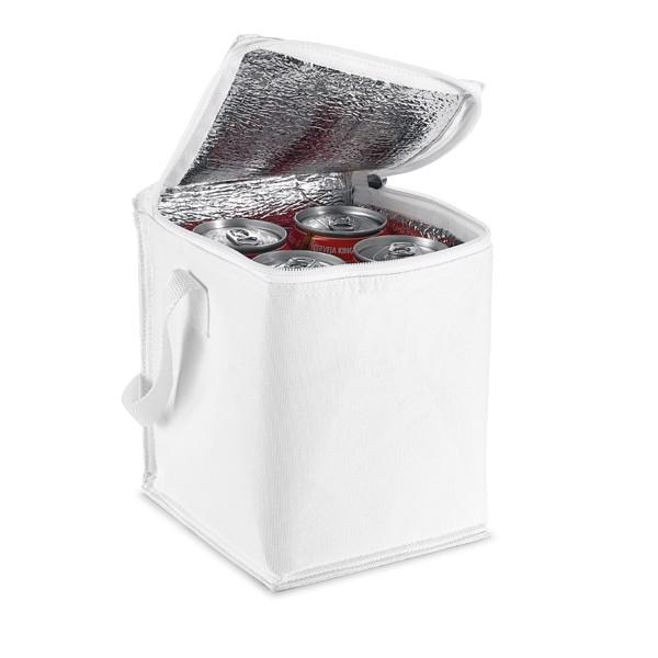 MEDAN. Cooler τσάντα - Λευκό