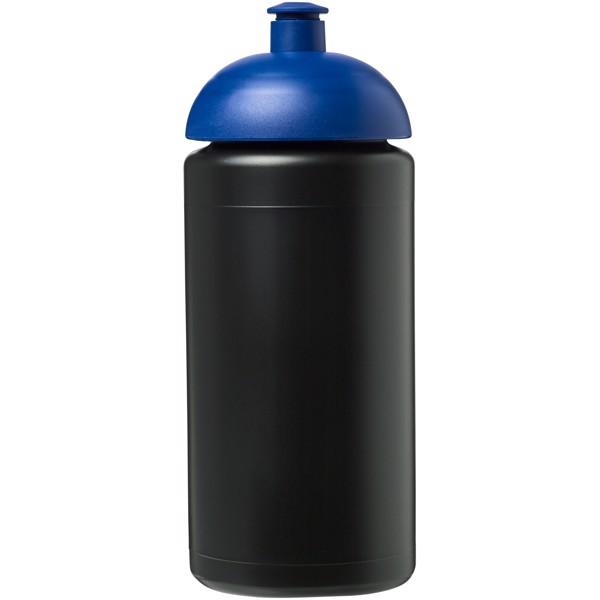Baseline® Plus grip 500 ml Sportflasche mit Stülpdeckel - Blau