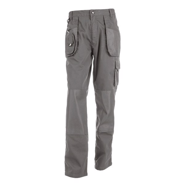 THC WARSAW. Men's workwear trousers - Grey / M