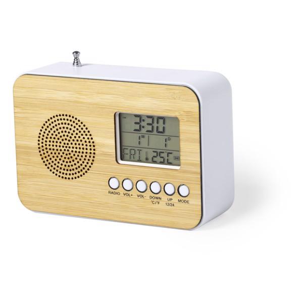 Radio Tischuhr Tulax