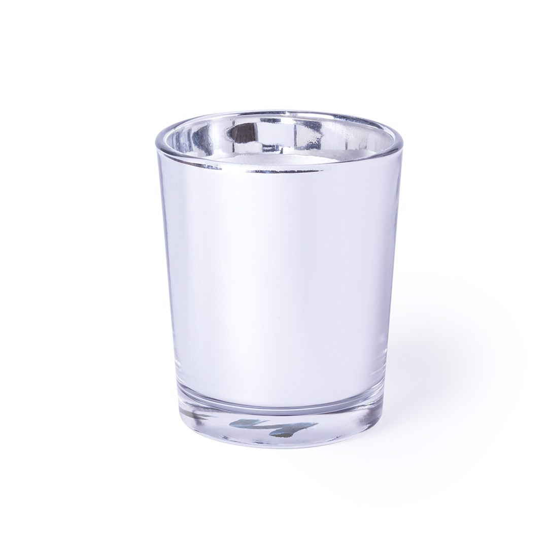 Aromatic Candle Nettax - Silver