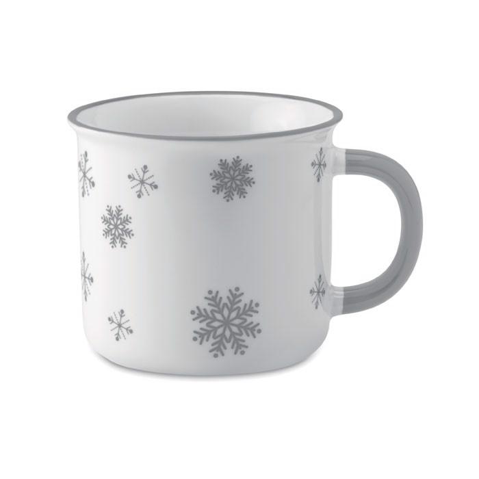 Christmas vintage mug Sondrio Mug - Grey