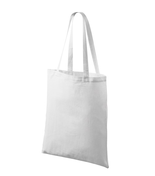 Nákupní taška unisex Malfini Handy - Bílá / uni