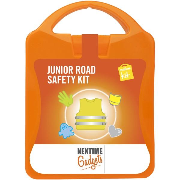 MyKit M Junior Road Safety kit - Orange