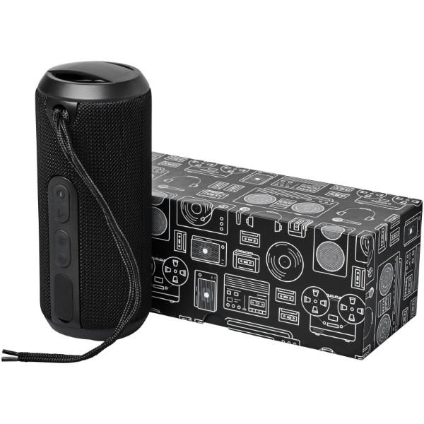 Vodotěsný reproduktor Rugged fabric Bluetooth®