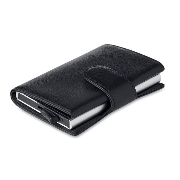 RFID cardholder and wallet Kendal - Black