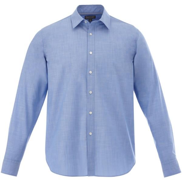 Košile s dlouhým rukávem Lucky - Světle modrá / XL