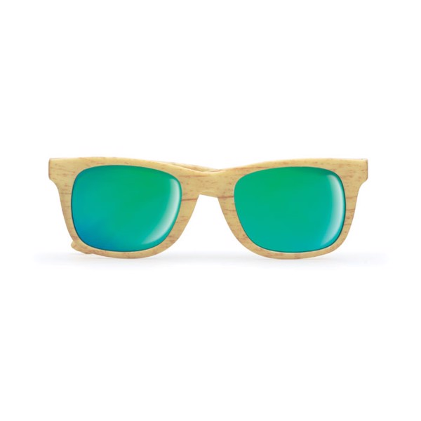 Wooden look sunglasses Woodie