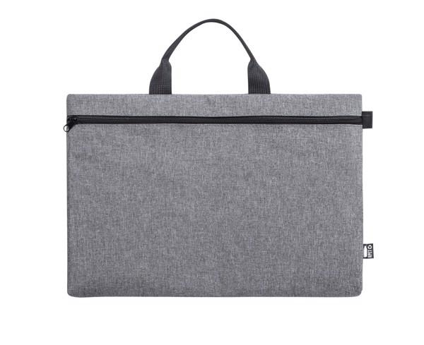 Rpet Document Bag Divaz - Ash Grey
