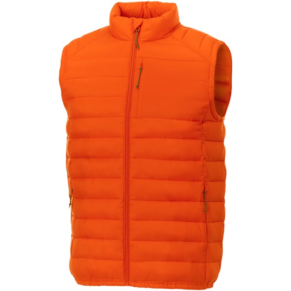 Pallas men's insulated bodywarmer - Orange / XXL