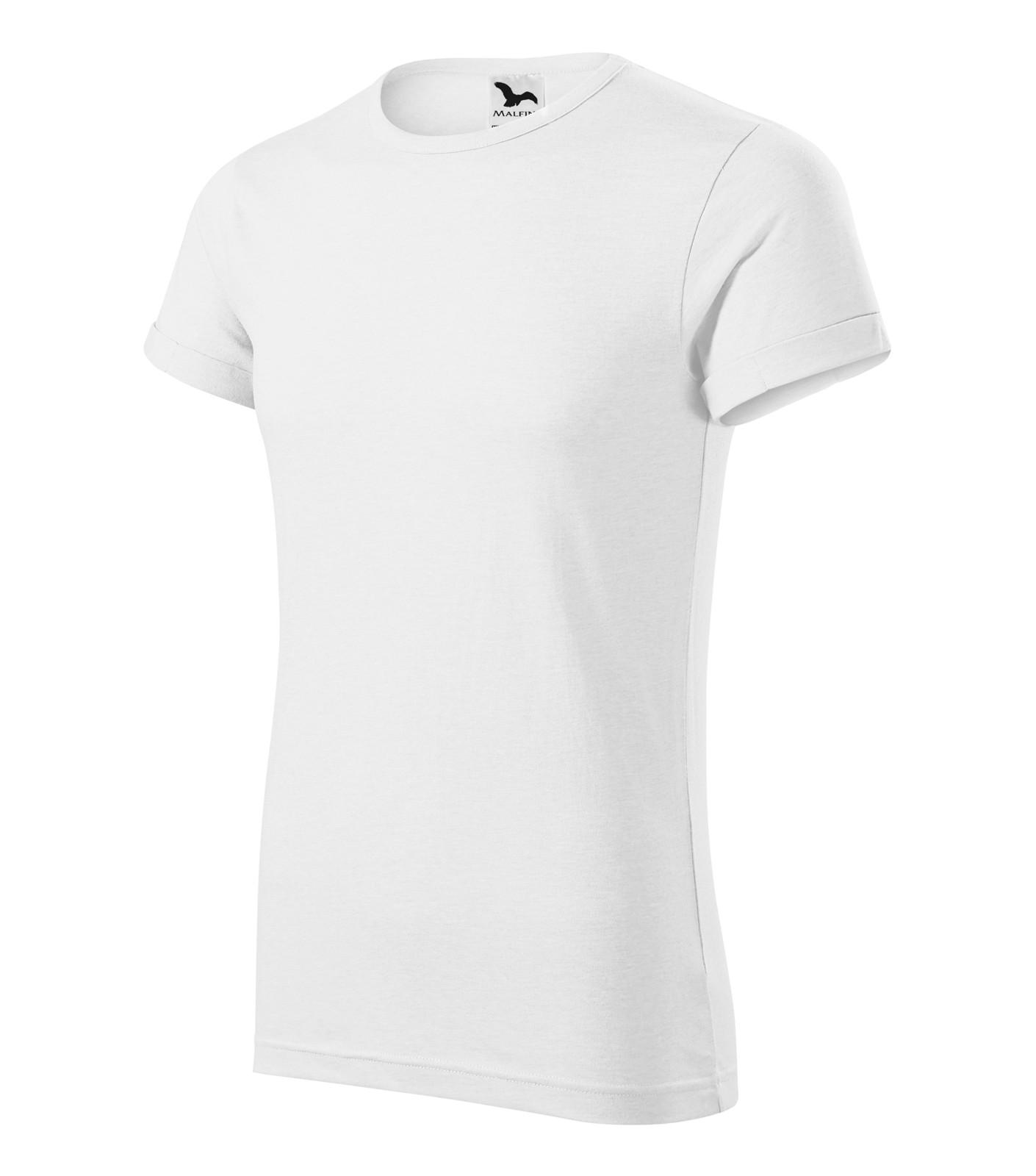 Tričko pánské Malfini Fusion - Bílá / S