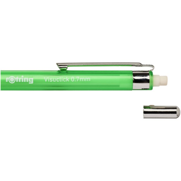 Visuclick Druckbleistift (0,7 mm) - Grün