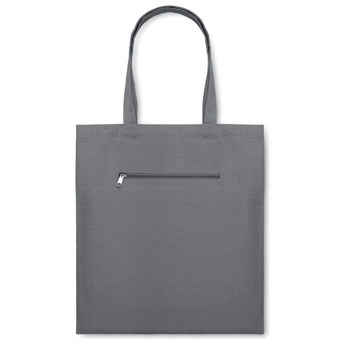 Shopping Bag Canvas 280g/m² Moura - grau